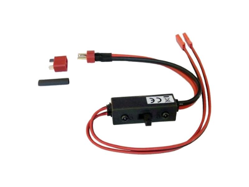 Futaba elektronický vypínač ESW-1D 10A