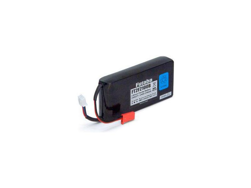 Futaba baterie vysílače LiFe 6.6V 2100mAh