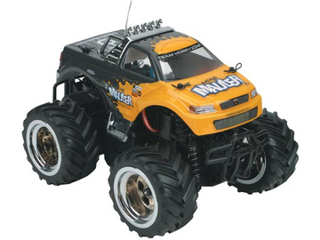 Mini Mauler Monster Truck RTR Electric - černý / HBZ3000