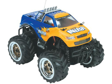 Mini mauler monster truck RTR Electric - modrý / HBZ3010