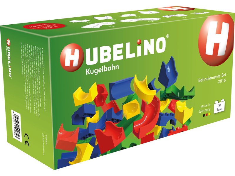 HUBELINO Kuličková dráha - rozšíření 39 dílků