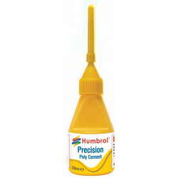 Humbrol Precision Poly Cement lepidlo na plasty 28ml