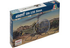 Italeri Bell OH-13S Sioux (1:48)