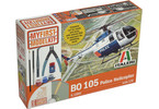 Italeri First Kit BO-105 Police Helicopter (1:32)