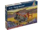 Italeri Piasecki H-21 Flying Banana (1:72)