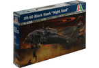 "Italeri UH-60/MH-60 Black Hawk ""Night Raid"" (1:72)"