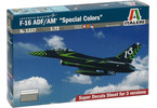 "Italeri F-16 ADF/AM ""Special colors"" (1:72)"
