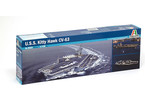 Italeri U.S.S. KITTY HAWK CV-63 (1:720)
