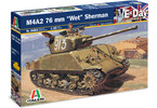 "Italeri M4A2 76mm ""WET"" SHERMAN (1:35)"