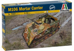 Italeri M106 MORTAR CARRIER (1:72)