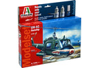 Italeri Model Set UH-1C GUNSHIP (1:72)
