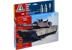 Italeri Model Set M1 Abrams (1:72)