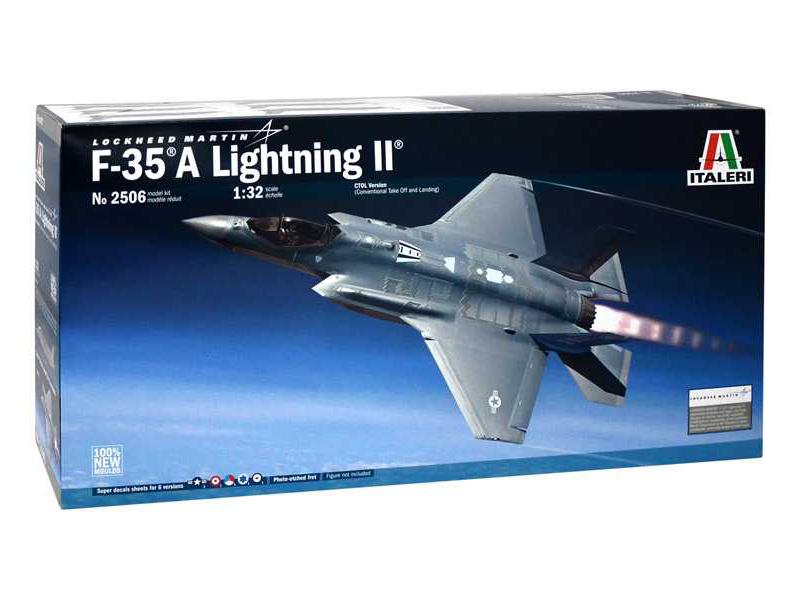 Italeri F-35A Lightning II (1:32)