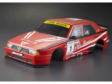 Killerbody karosérie 1:10 Alfa Romeo 75 Turbo Racing / KB48482