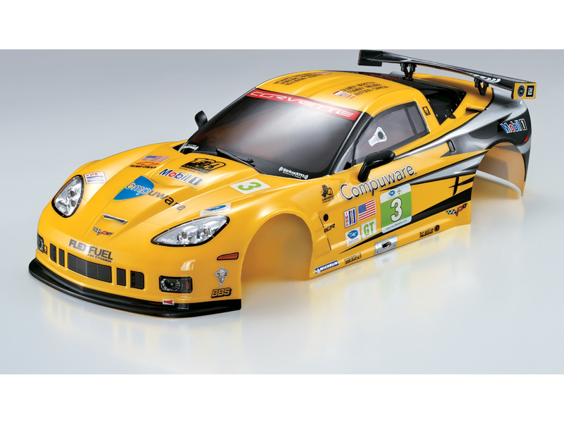 Killerbody karosérie 1:10 Corvette GT2 Racing KB48012