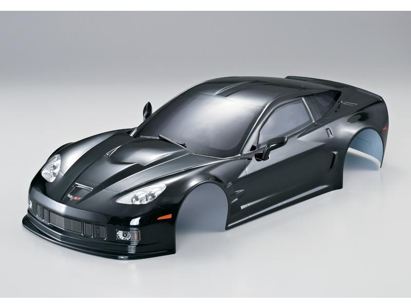 Killerbody karosérie 1:10 Corvette GT2 černá KB48015
