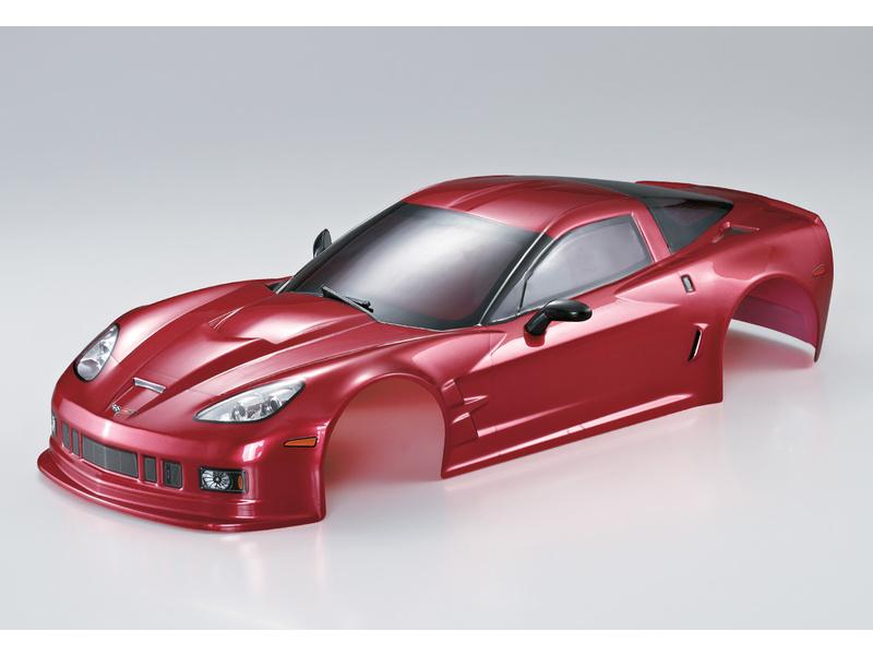 Killerbody karosérie 1:10 Corvette GT2 vínová KB48016