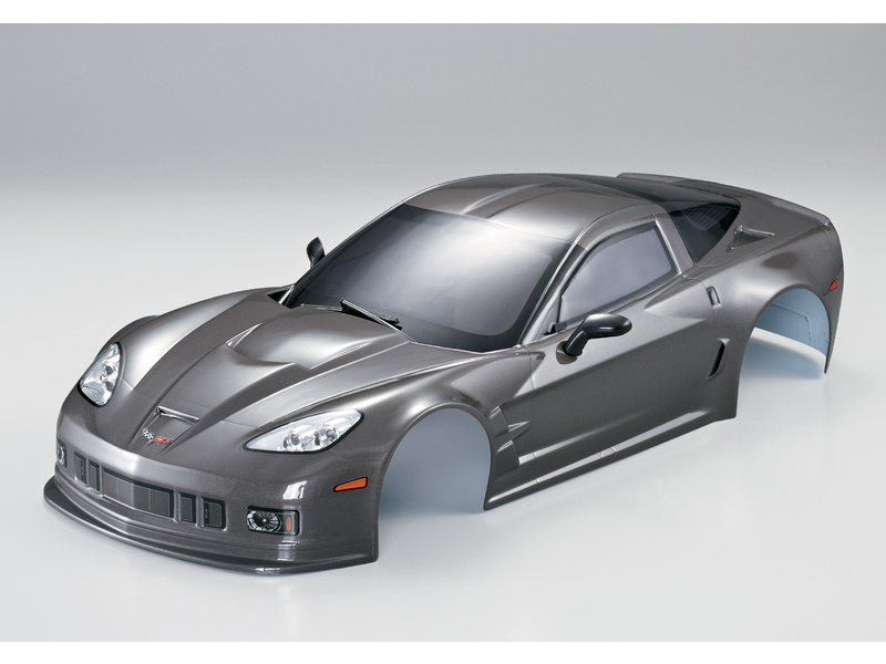 Killerbody karosérie 1:10 Corvette GT2 šedá KB48018