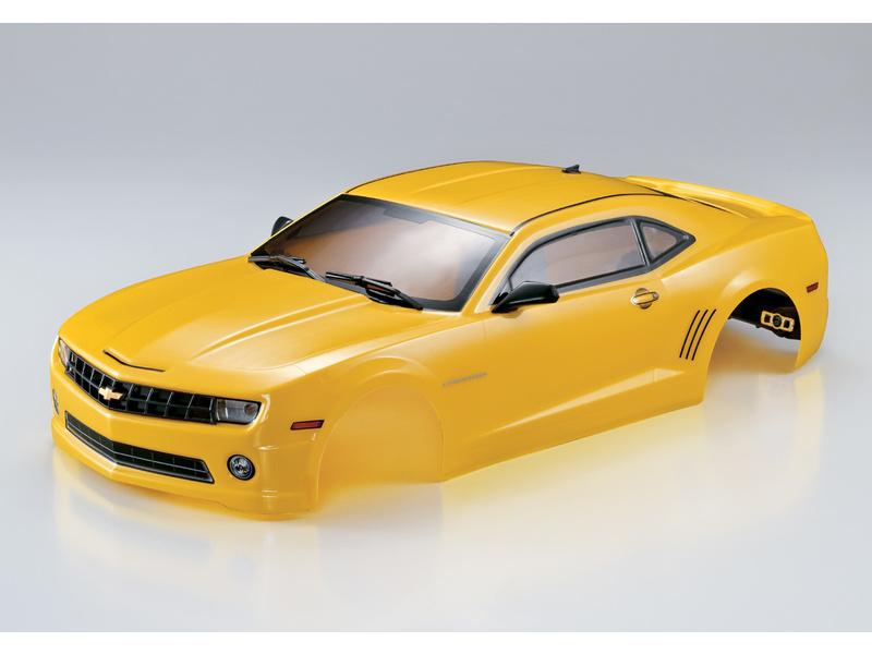 Killerbody karosérie 1:10 Camaro 2011 žlutá KB48024