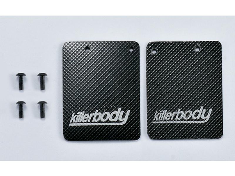 Killerbody SCT 1:10 - gumové zástěrky KB48043