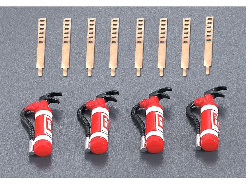 Killerbody SCT 1:10 - hasicí přístroj (4) KB48052