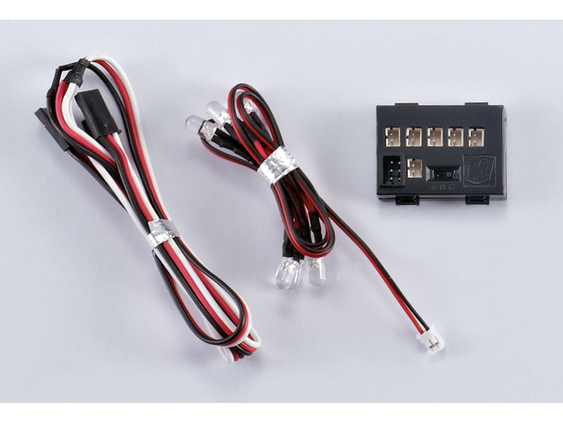 Killerbody světelná sada 6 LED s řídící jednotkou 1:10 KB48069