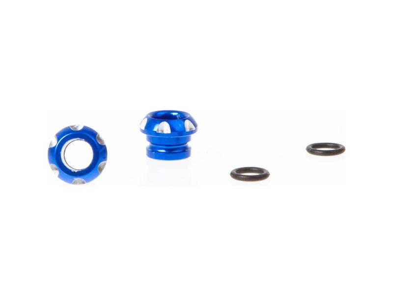 Killerbody hliníkový držák LED 5mm modrý KB48120B