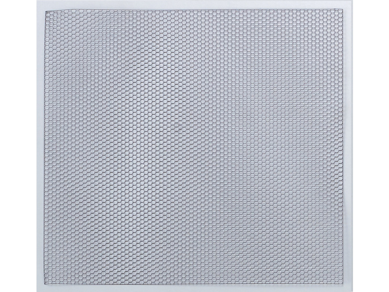 Killerbody nerezová mřížka šestiúhelník 100x100mm KB48122