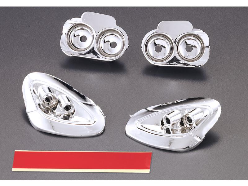 Killerbody Corvette GT2 1:10 - paraboly světlometů KB48189