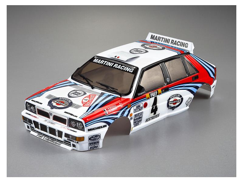 Killerbody karosérie 1:10 Lancia Delta HF Integrale rally, KB48248