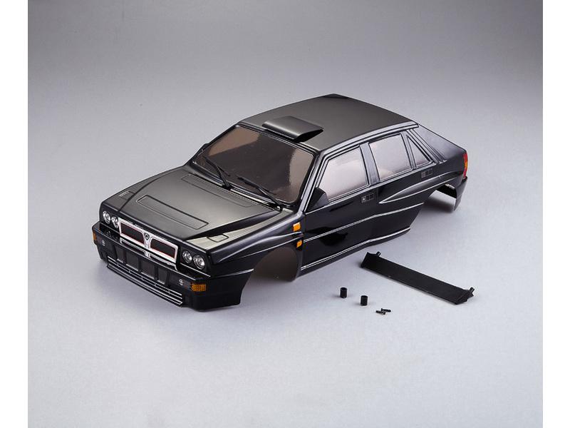 Killerbody karosérie 1:10 Lancia Delta HF Integrale černá, KB48290