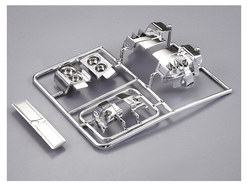 Killerbody chromované díly: Lancia Delta HF Integrale 1:10, KB48292