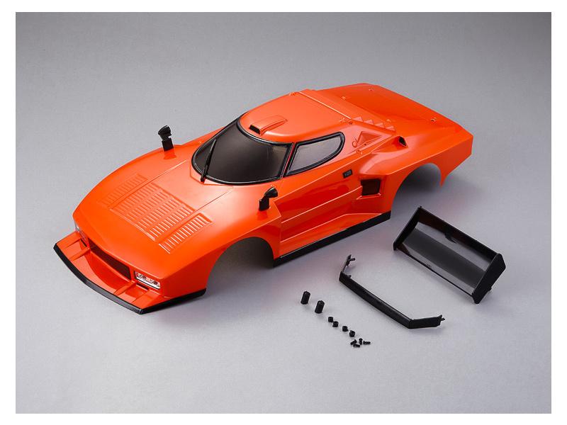 Killerbody karosérie 1:10 Lancia Stratos oranžová, KB48310