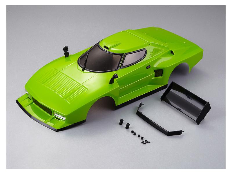 Killerbody karosérie 1:10 Lancia Stratos zelená, KB48312
