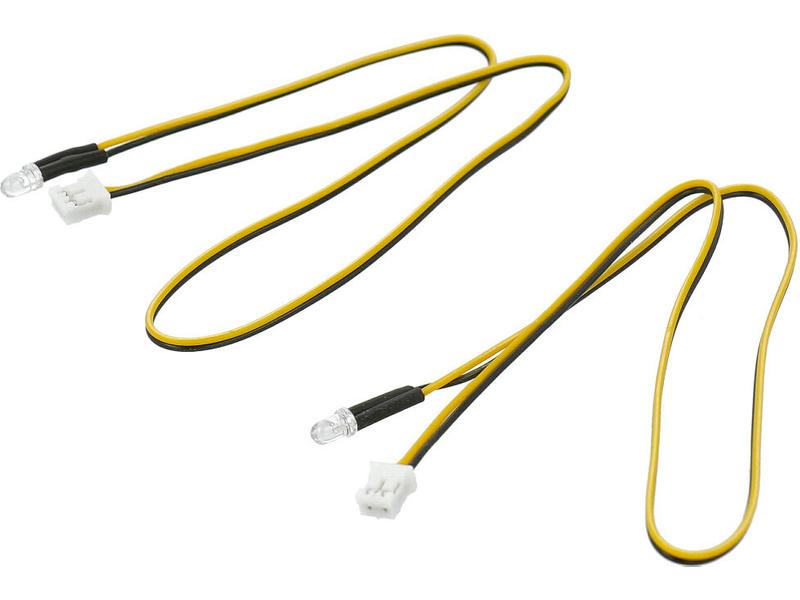 Killerbody LED 3mm žluté pro zrcátka (2) KB48456