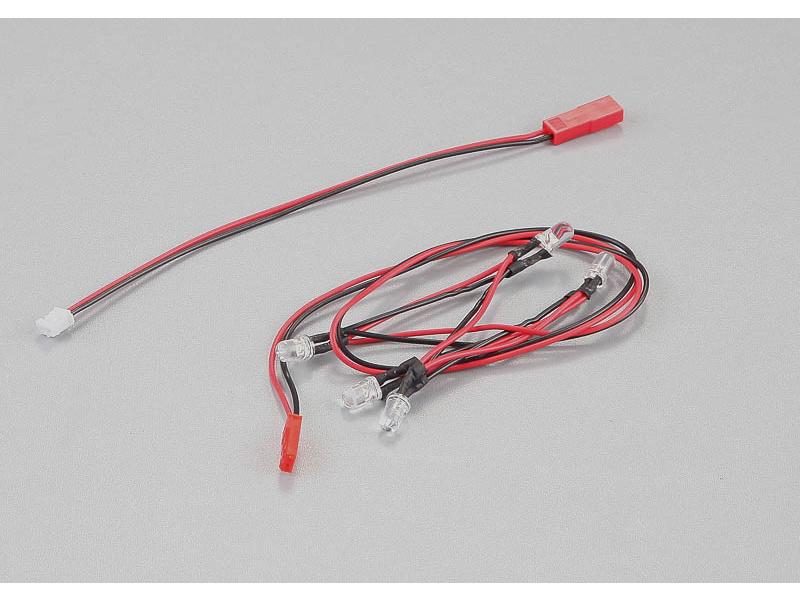 Killerbody LED 5mm bílé pro podsvětlení (5) KB48466