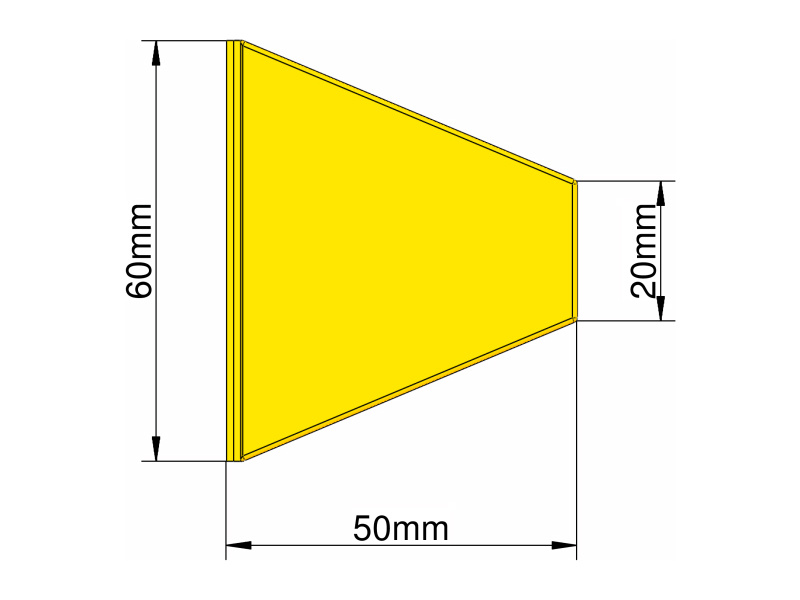 Klima Stabilizátor typ 1 žlutý