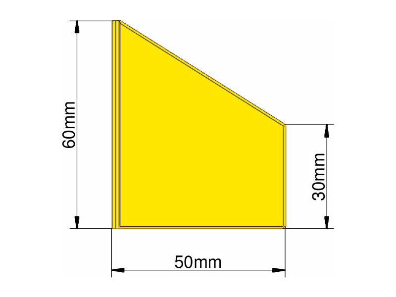 Klima Stabilizátor typ 3 žlutý