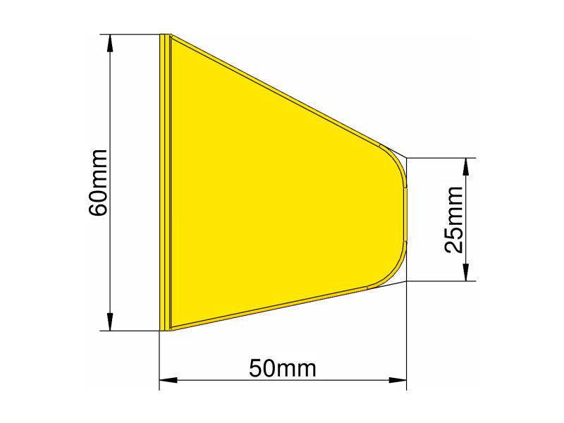 Klima Stabilizátor typ 5 žlutý