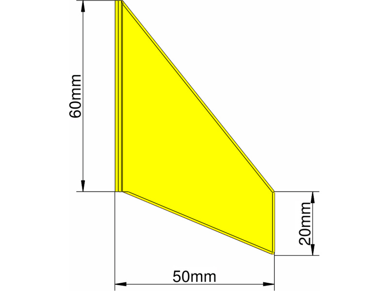 Klima Stabilizátor typ 6 žlutý