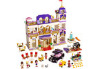 LEGO Friends - Hotel Grand v městečku Heartlake