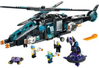 LEGO Agents - UltraCopter vs. AntiMatter