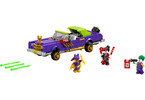 LEGO Batman Movie - Joker a jeho vůz Notorious Lowrider