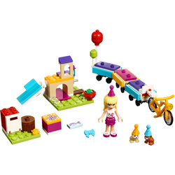 LEGO Friends - Vlak na oslavy