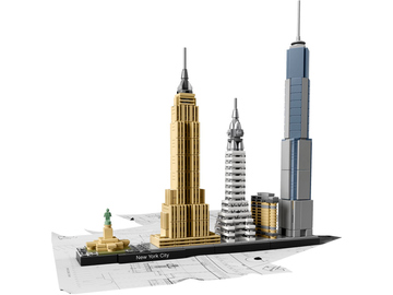LEGO Architecture - New York City / LEGO21028