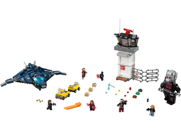 LEGO Super Heroes - Airport battle / LEGO76051