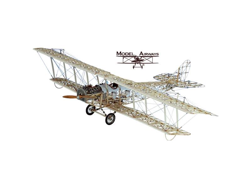 MODEL AIRWAYS Curtiss JN-4D Jenny 1:16 kit