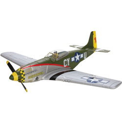 P-51D Mustang Gunfighter ARF Electric