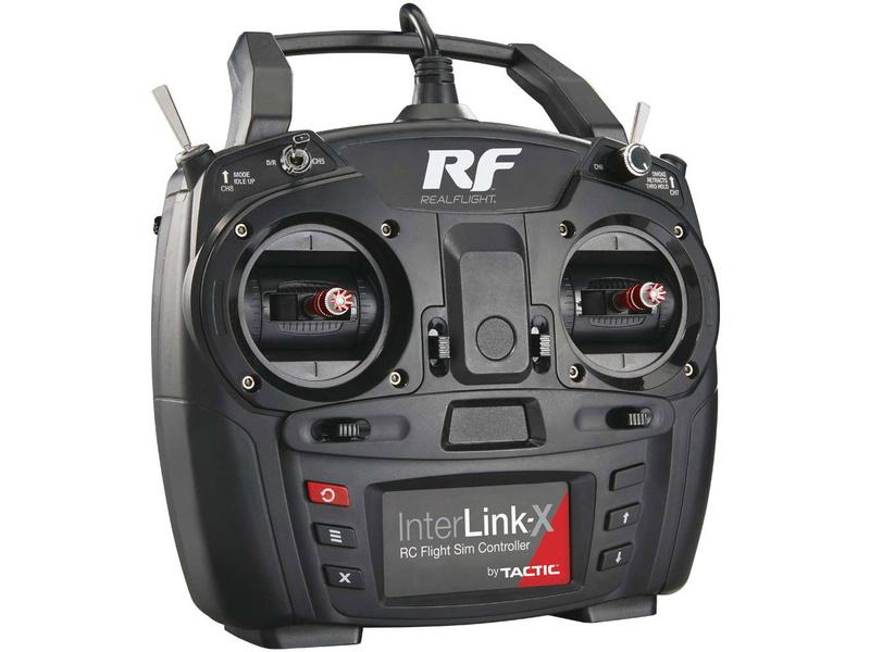 Realflight Ovládač Interlink-X