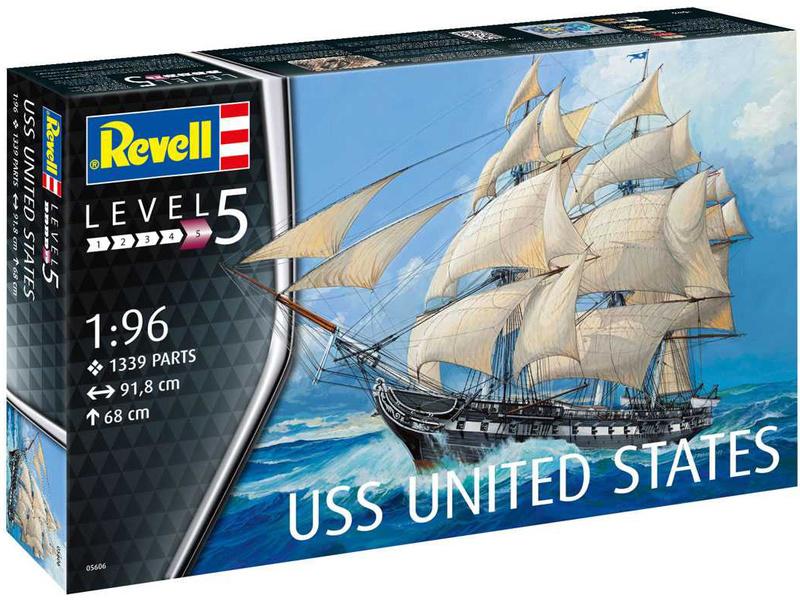 Revell USS United States (1:96)